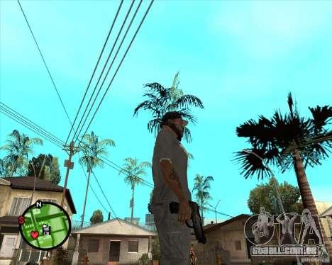 Crosman 31 para GTA San Andreas segunda tela