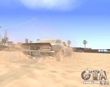 ENBSeries By Krivaseef para GTA San Andreas quinto tela