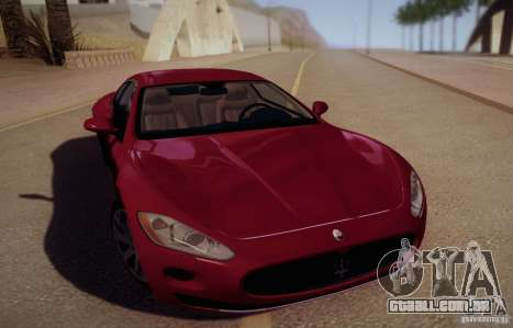CreatorCreatureSpores Graphics Enhancement para GTA San Andreas terceira tela