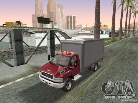 Los Angeles ENB modification Version 1.0 para GTA San Andreas sétima tela