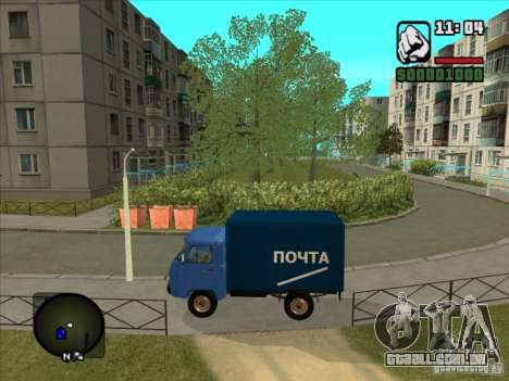 UAZ-3303 para GTA San Andreas
