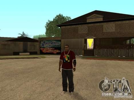 Mike Windows para GTA San Andreas segunda tela