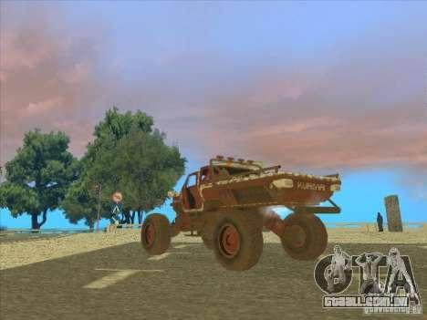 Wingy Dinghy v1.1 para GTA San Andreas vista direita
