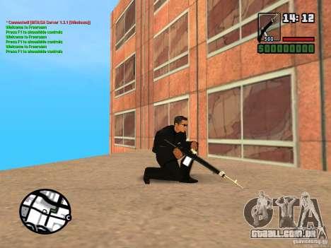 Gun Pack by MrWexler666 para GTA San Andreas twelth tela