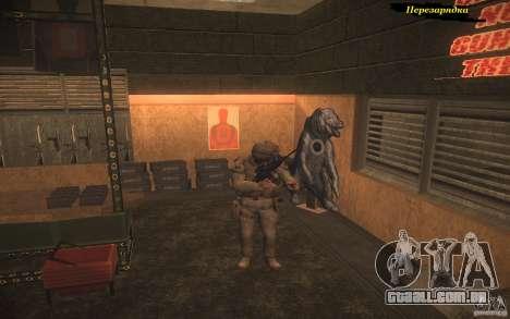 Recarregar armas para GTA San Andreas