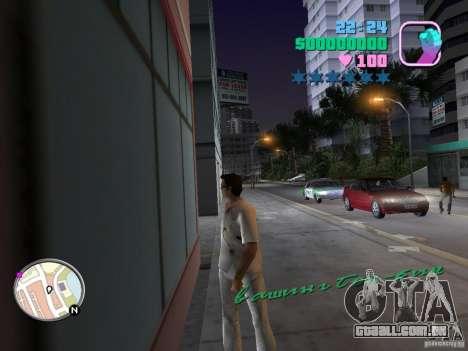 Novas skins Pak para GTA Vice City oitavo tela