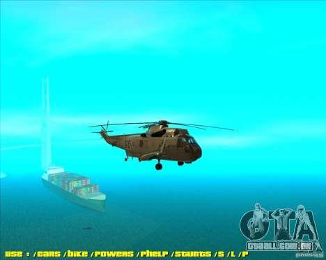 SH-3 Seaking para GTA San Andreas