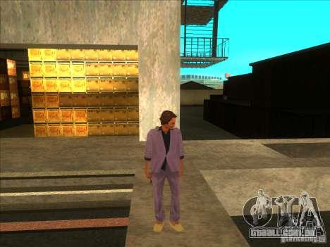 Ken Block para GTA San Andreas