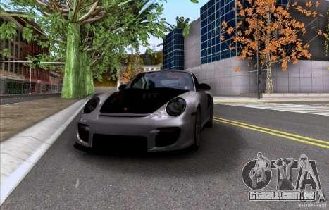 HQ Realistic World para GTA San Andreas por diante tela