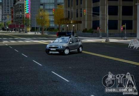 HD Roads para GTA 4 quinto tela