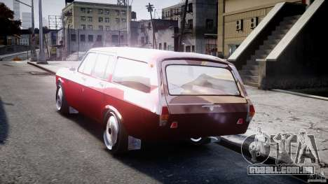 GAZ 24-12-1986-1994 estoque Edition v 2.2 para GTA 4 vista lateral