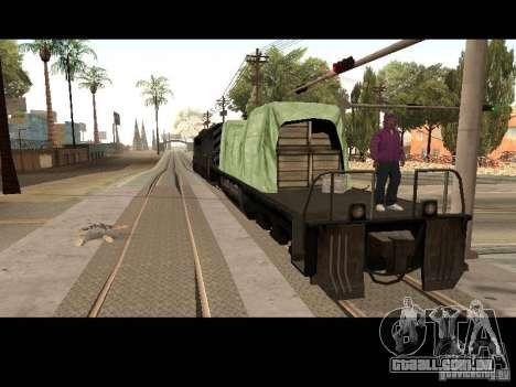 Hood para GTA San Andreas sétima tela