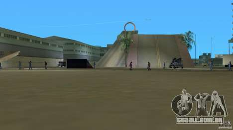 Stunt Dock V2.0 para GTA Vice City quinto tela