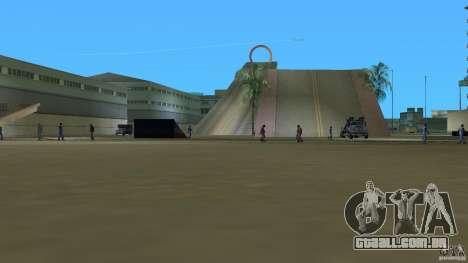 Stunt Dock V2.0 para GTA Vice City quinto tela