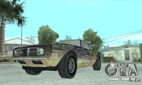Speedevil de FlatOut para GTA San Andreas vista direita