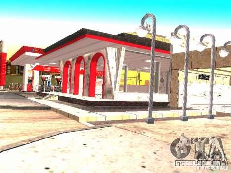 Mesquita e animação, oração para GTA San Andreas terceira tela