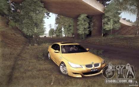 Beautiful ENBSeries para GTA San Andreas quinto tela