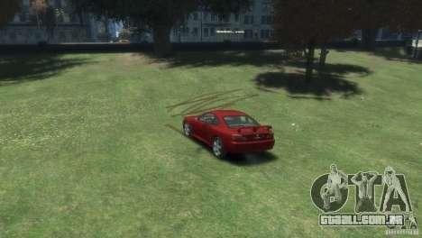 Nissan Silvia S15 para GTA 4 esquerda vista