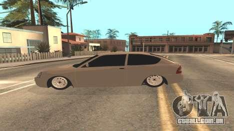 LADA Priora 2172 para GTA San Andreas