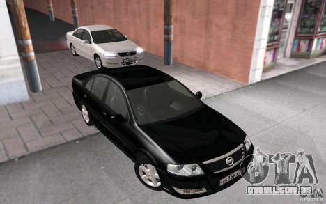 Nissan Almera Classic para GTA San Andreas vista direita