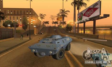 Enb Series HD v2 para GTA San Andreas twelth tela