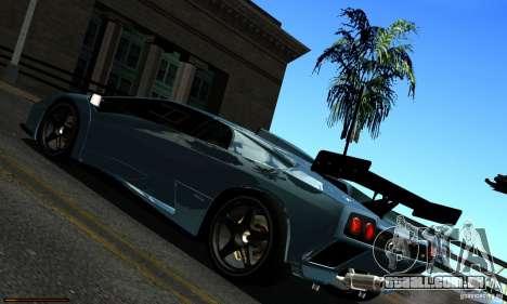 ENBSeries RCM para o PC fraco para GTA San Andreas oitavo tela