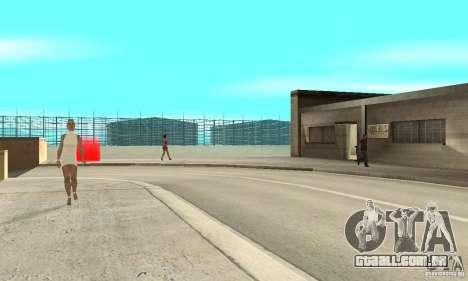 BikersInSa (os motociclistas em SAN ANDREAS) para GTA San Andreas por diante tela