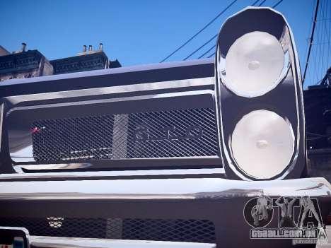 Pontiac GTO 1965 Custom discks pack 2 para GTA 4 traseira esquerda vista