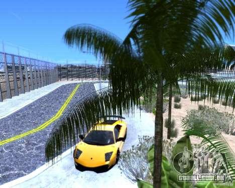 ENBSeries by LeRxaR v1.5 para GTA San Andreas segunda tela