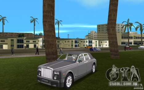 Rolls Royce Phantom para GTA Vice City