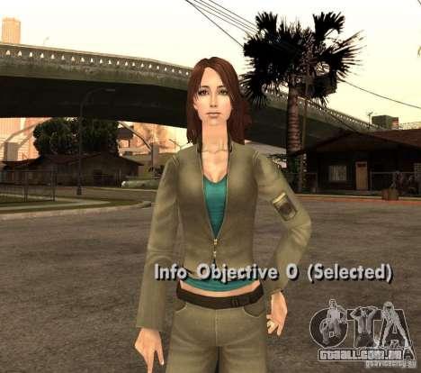 Nova hfyst para GTA San Andreas