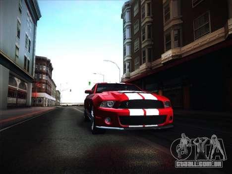 Realistic Graphics HD para GTA San Andreas segunda tela