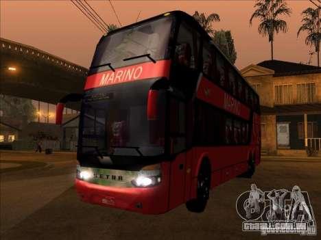 Setra S 417 HDI para GTA San Andreas