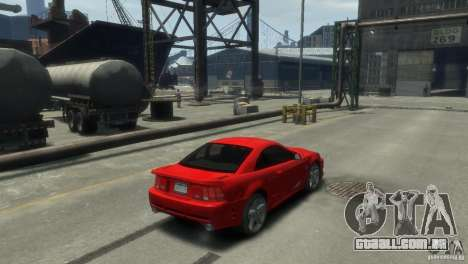 SALEEN S281 para GTA 4 esquerda vista