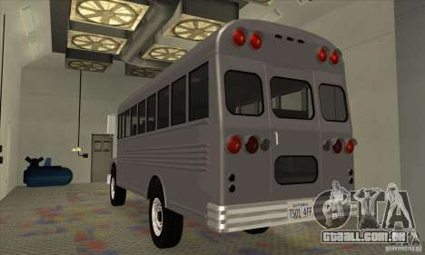 Civil Bus para GTA San Andreas