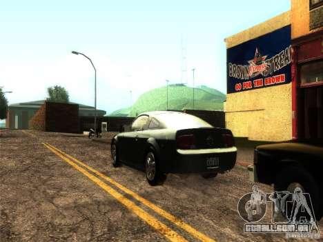 ENB v1 by Tinrion para GTA San Andreas terceira tela