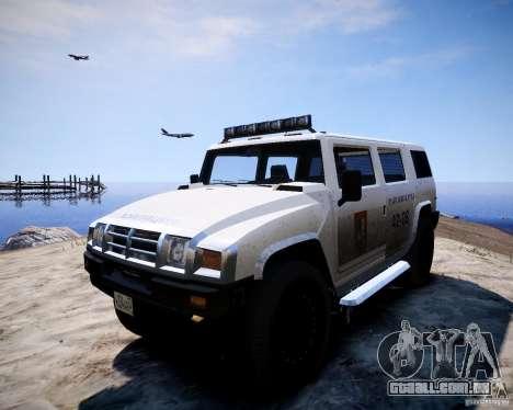 Russian NOOSE Patriot para GTA 4