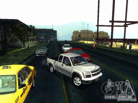 Chevrolet Colorado 2003 para GTA San Andreas