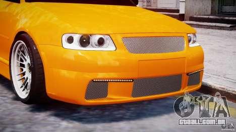 Audi A3 Tuning para GTA 4 rodas