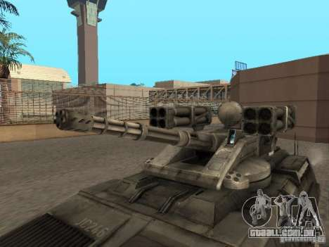 APC Anti-Air para GTA San Andreas vista direita