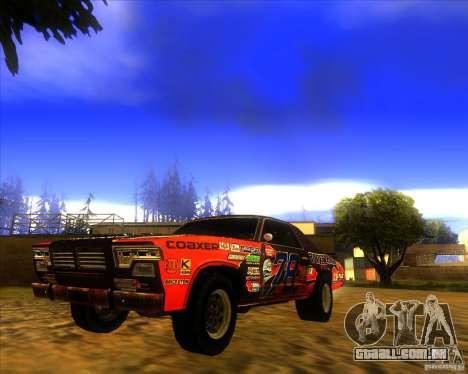 Bonecracker de FlatOut 1 para GTA San Andreas