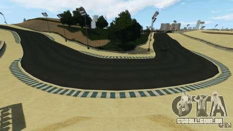 Laguna Seca [HD] Retexture para GTA 4 décima primeira imagem de tela