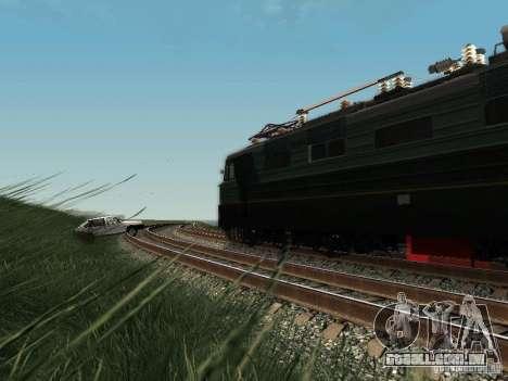 Vl60k para GTA San Andreas vista direita