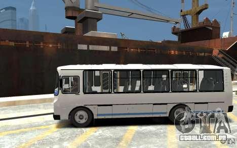 GROOVE 4234 v 2.0 para GTA 4 esquerda vista