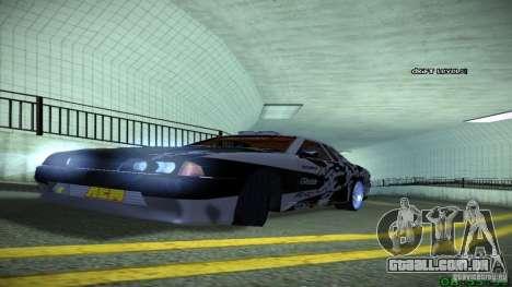 Elegy by LeM para GTA San Andreas vista traseira