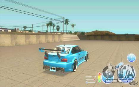 Velocímetro louuuuca v. diesel 2.2 + limitada para GTA San Andreas