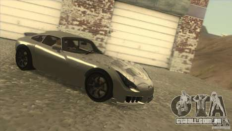 Shine Reflection ENBSeries v1.0.1 para GTA San Andreas sexta tela