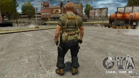 Jason Hudson para GTA 4