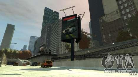 New gas station para GTA 4 sétima tela
