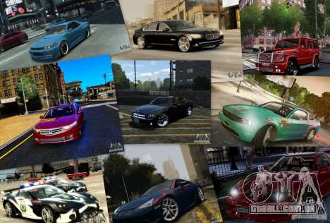 GTAViciCity.RU LoadScreens para GTA San Andreas sétima tela